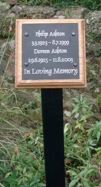 Black Engraved Plaques with Backing Board   The Sign Maker Shop